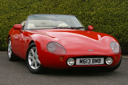 Picture of 1994 TVR Griffith 500 For Sale