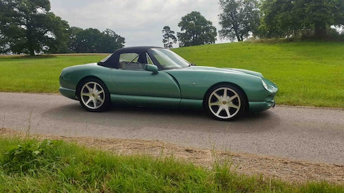 Picture of Deposit Taken - Fantastic 1994 TVR Chimaera 4.0 with T5 Box For Sale