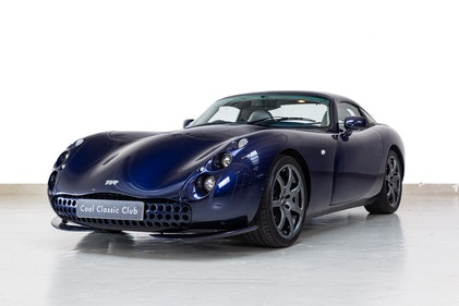 Picture of 2001 Tvr tuscan - red rose For Sale