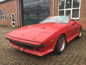 1986 TVR 280i convertible (LHD) For Sale (picture 1 of 12)