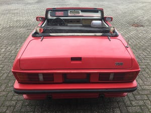 1986 TVR 280i convertible (LHD) For Sale (picture 5 of 12)