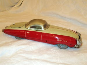 Lovely RARE TIN TOY CAR For Sale (picture 1 of 5)