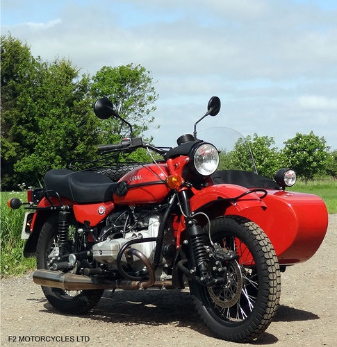 2015 Ural 750 EFI Tourist low mileage, 1 owner, perfect SOLD (picture 2 of 6)