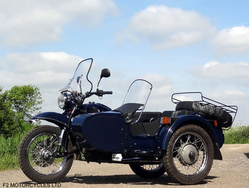 2007 Ural 750 Dalesman/Tourist, serviced and ready to ride SOLD (picture 2 of 6)