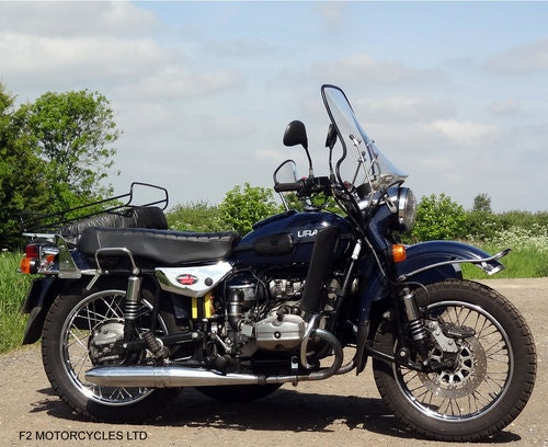 2007 Ural 750 Dalesman/Tourist, serviced and ready to ride SOLD (picture 5 of 6)