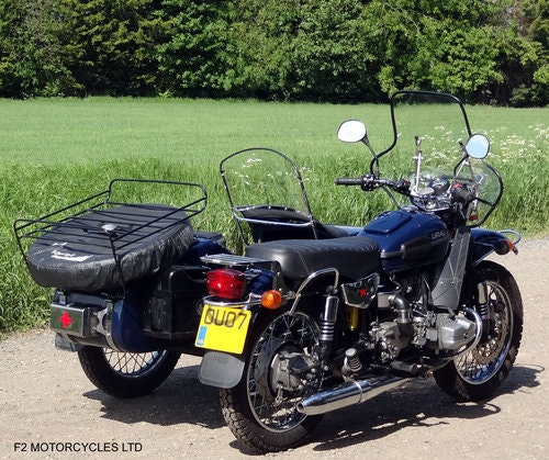 2007 Ural 750 Dalesman/Tourist, serviced and ready to ride SOLD (picture 6 of 6)