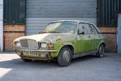 Picture of 1981 Vanden Plas 1500 For Sale by Auction