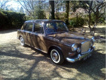 Picture of 1966 Vanden Plas Princess 1100 Mk1 For Sale