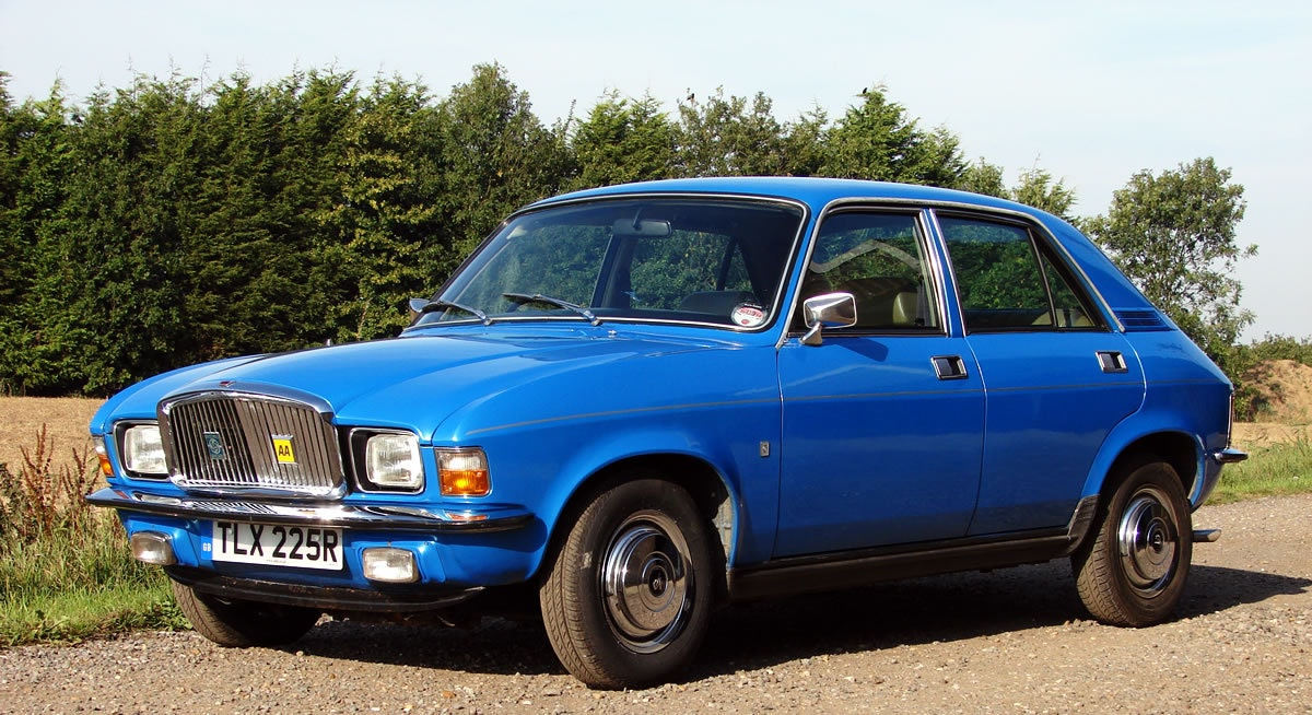 1977 Vanden Plas 1500 good condition ready to enjoy.  SOLD (picture 1 of 5)