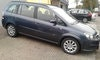 Picture of 2006 VAUXHALL ZAFRIA 7 SEATER  SOLD
