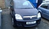 Picture of 2006 VAUXHALL MERIVA IN BLCK SOLD