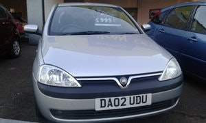 Picture of 2002 VAUXHALL CORSA 1,2 IN EXCELLENT CONDITION SOLD