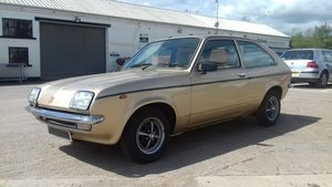 Picture of 1981 VAUXHALL CHEVETTE L 1 OWNER LAST 33YRS ~ ONLY 53K MILES SOLD