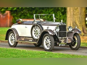 1928 Vauxhall 20/60 Fastback DHC with Dickey For Sale (picture 1 of 6)