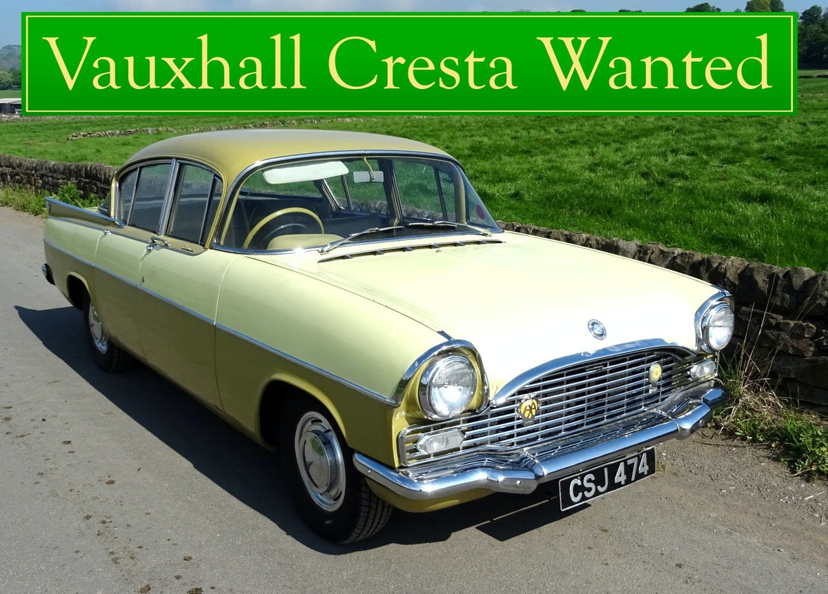 VAUXHALL VELOX WANTED, CLASSIC CARS WANTED, INSTANT PAYMENT (picture 2 of 6)