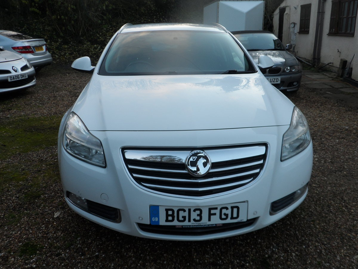 2013 13 PLATE ESTATE INSIGMA ESTATE SRI 2LTR DIESEL 6 SPEED 110K  For Sale (picture 2 of 6)