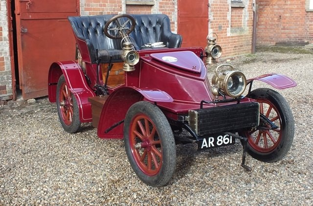 1905 A very early and really rare Vauxhall  For Sale (picture 1 of 6)