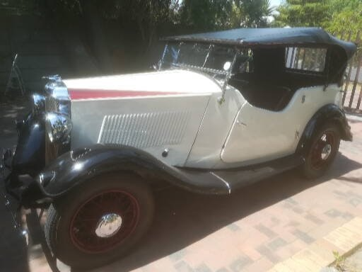 1934 Vauxhall Holbrook Pendine Sport For Sale (picture 1 of 6)