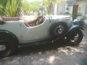 1934 Vauxhall Holbrook Pendine Sport For Sale (picture 2 of 12)