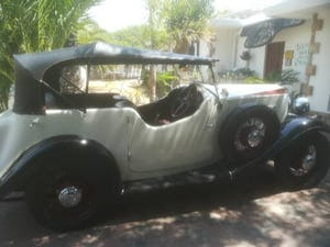 1934 Vauxhall Holbrook Pendine Sport For Sale (picture 4 of 12)