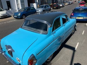 Picture of 1956 VERY RARE 50's VAUXHALL VELOX For Sale