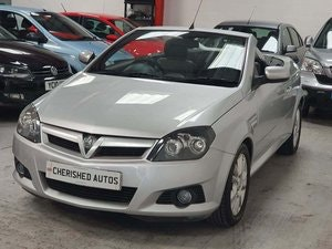 Picture of 2005 SILVER VAUXHALL TIGRA 1.4 SPORT CARBIOLET*GEN 45,000 MILES For Sale