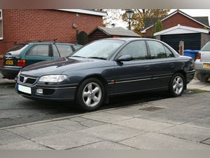 1996 Vauxhall Omega 3.0 Elite For Sale (picture 2 of 10)
