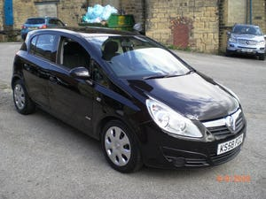 2009 Vauxhall Corsa Club 5 door Classic PX wanted For Sale (picture 1 of 6)