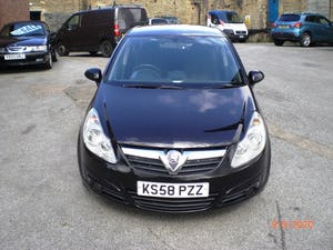 2009 Vauxhall Corsa Club 5 door Classic PX wanted For Sale (picture 3 of 6)