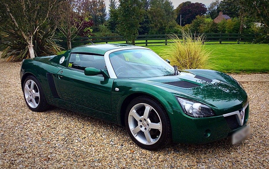 2003 VAUXHALL VX220 ROADSTER JUST 32K MILES STUNNING - PX For Sale (picture 1 of 6)