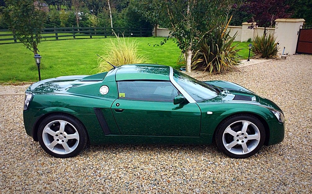 2003 VAUXHALL VX220 ROADSTER JUST 32K MILES STUNNING - PX For Sale (picture 2 of 6)
