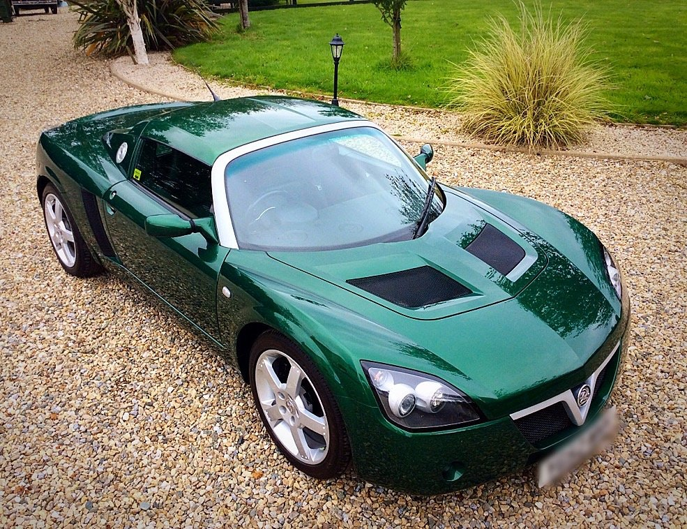2003 VAUXHALL VX220 ROADSTER JUST 32K MILES STUNNING - PX For Sale (picture 6 of 6)