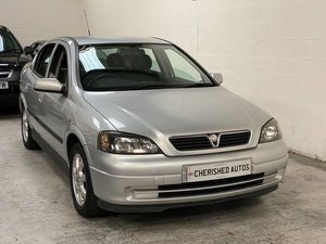 Picture of 2005 VAUXHALL ASTRA 1.6 AUTOMATIC* ONLY 27,000 GENUINE MILES* FSH For Sale