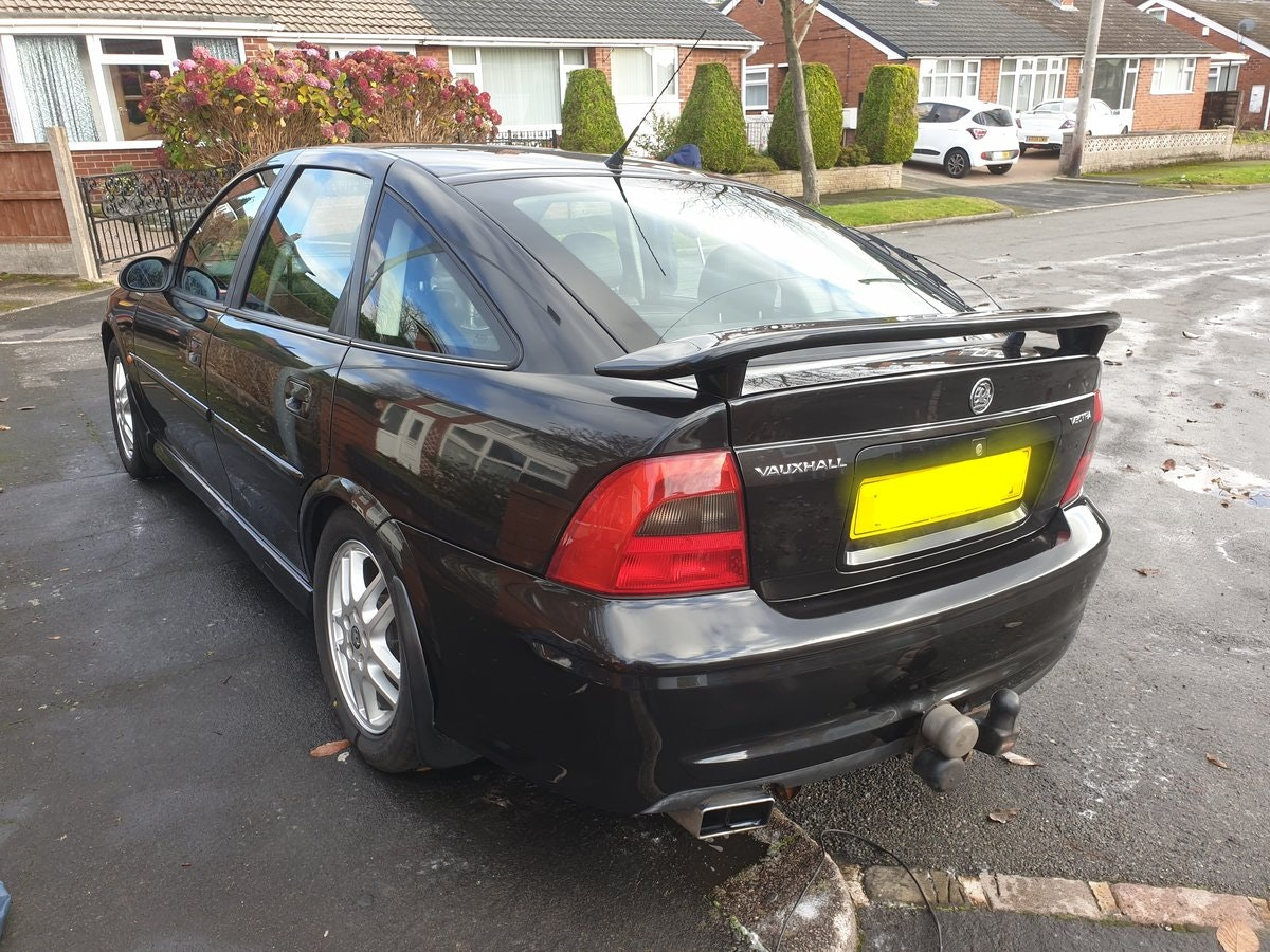 2002 Vectra Cracking example SOLD (picture 3 of 6)