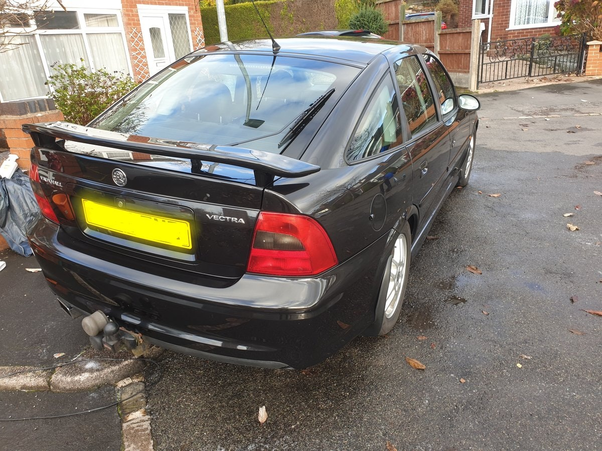 2002 Vectra Cracking example SOLD (picture 4 of 6)