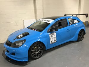 2007 VAUXHALL ASTRA VXR RACE CAR - TRACK CAR - 500 BHP+ MACHINE - For Sale (picture 1 of 12)