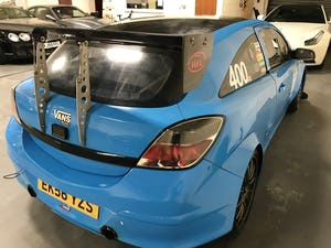 2007 VAUXHALL ASTRA VXR RACE CAR - TRACK CAR - 500 BHP+ MACHINE - For Sale (picture 8 of 12)