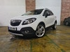 Vauxhall mokka 4x4 limited edition turbo 1.4