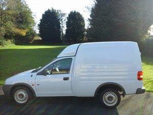 1998 1997 R VAUXHALL COMBO 1.7 DIESEL VAN, For Sale (picture 2 of 12)