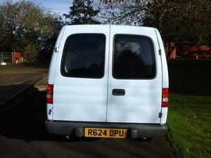 1998 1997 R VAUXHALL COMBO 1.7 DIESEL VAN, For Sale (picture 3 of 12)