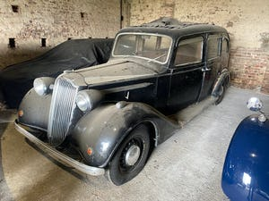 1938 Vauxhall 25HP Saloon For Sale (picture 1 of 1)