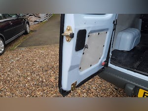 1998 1997 R VAUXHALL COMBO 1.7 DIESEL VAN, For Sale (picture 12 of 12)