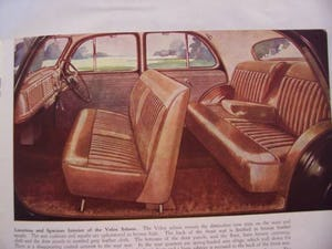 Australian sales brochure VAUXHALL VELOX - WYVERN 1949 For Sale (picture 3 of 6)