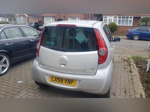 2008 Vauxhall Agila Auto For Sale (picture 2 of 2)