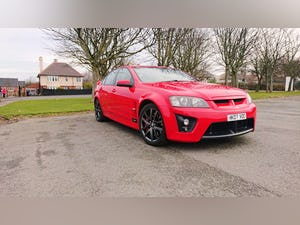 2007 Vauxhall Vxr8 6.0 auto wortec options vgc fsh no 4 For Sale (picture 4 of 7)