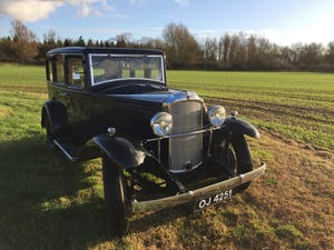 1932 Vauxhall Cadet For Sale (picture 2 of 9)