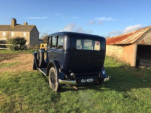 1932 Vauxhall Cadet For Sale (picture 3 of 9)