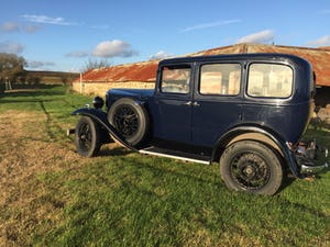 1932 Vauxhall Cadet For Sale (picture 4 of 9)