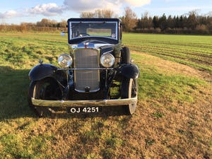 1932 Vauxhall Cadet For Sale (picture 5 of 9)