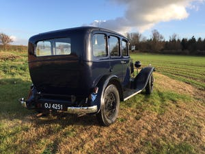 1932 Vauxhall Cadet For Sale (picture 8 of 9)